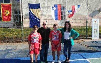 Mednarodno prvenstvo v badmintonu v Tuzli