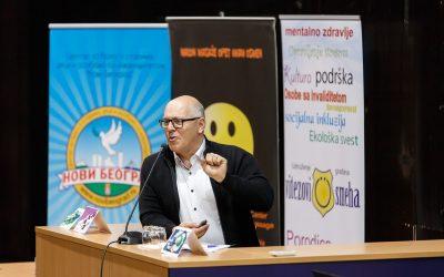 Predstavitev inkluzivnih projektov OŠ Milke Šobar – Nataše Črnomelj na mednarodni konferenci v Beogradu
