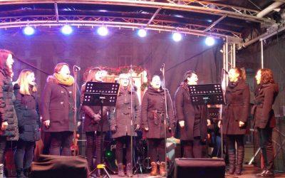 Devojke spet v pevski akciji